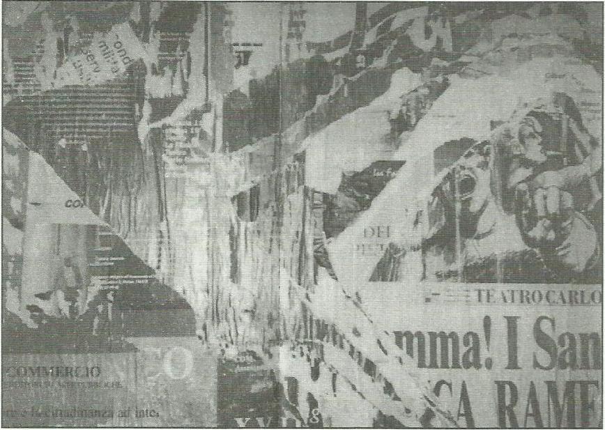Géczi János: Tépés. Velence, 1994. 4. 9.