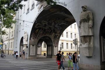 Szeged - Hősök kapuja