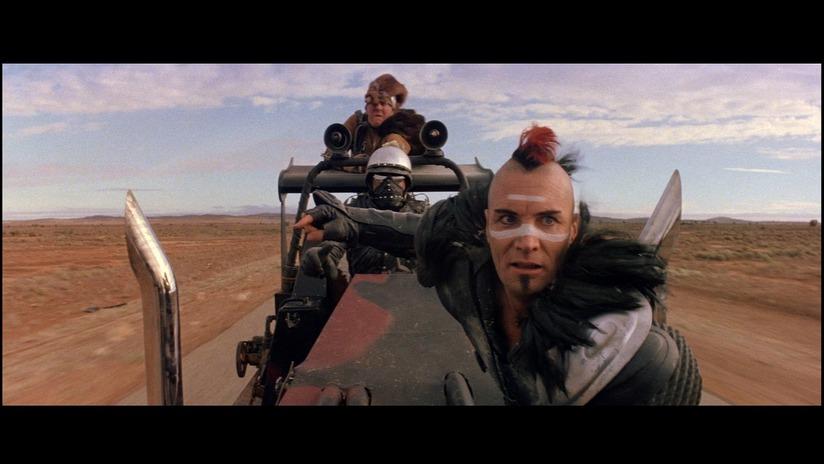 3. Mad Max 2.