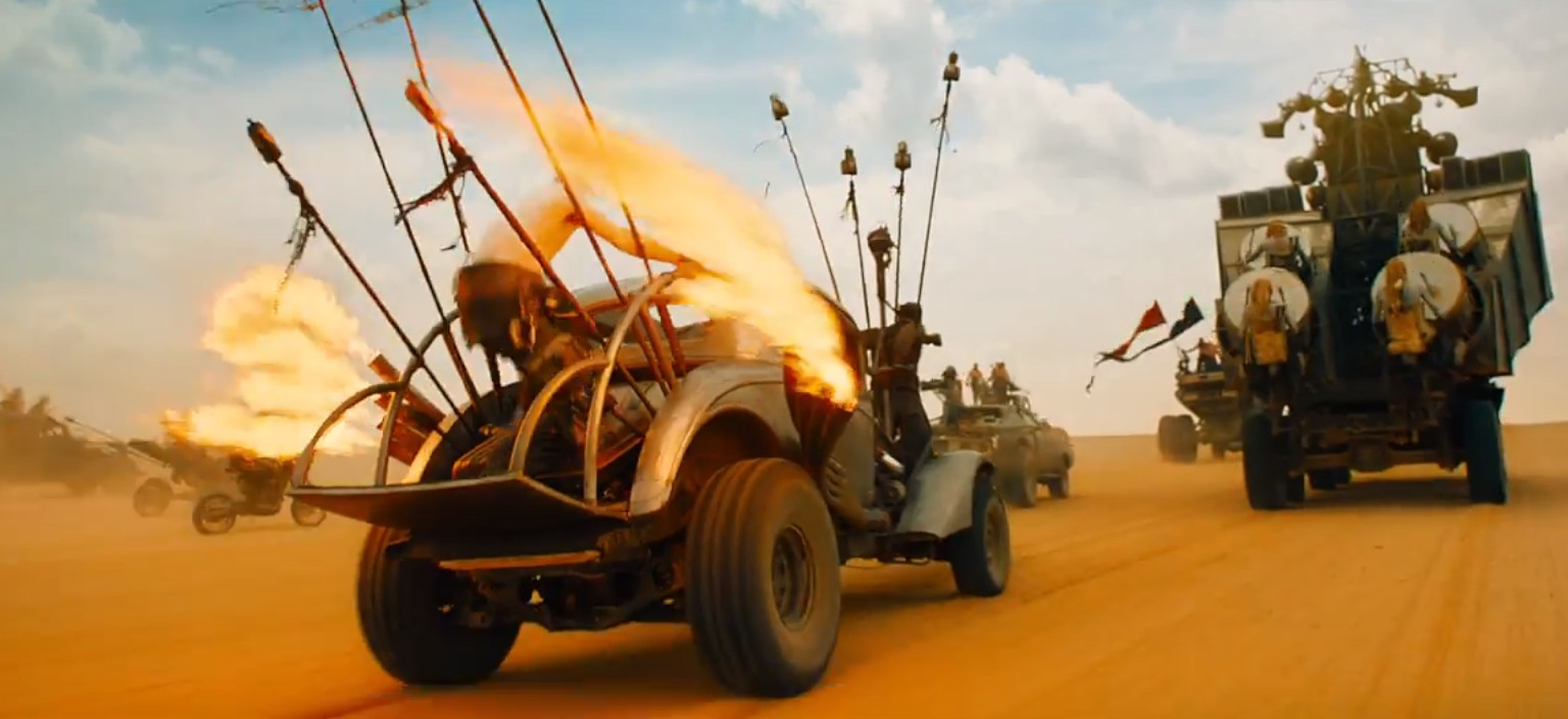 6. Mad Max 4.