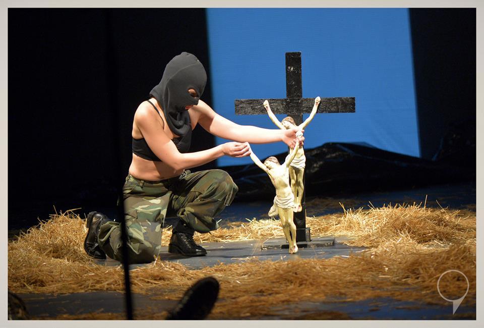 Az antikrisztus rövid története. Fotó: Bíró Márton