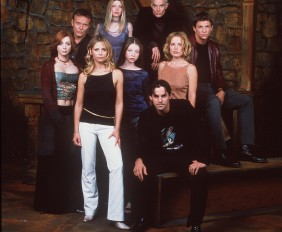 Buffy The Vampire Slayer TV Stills