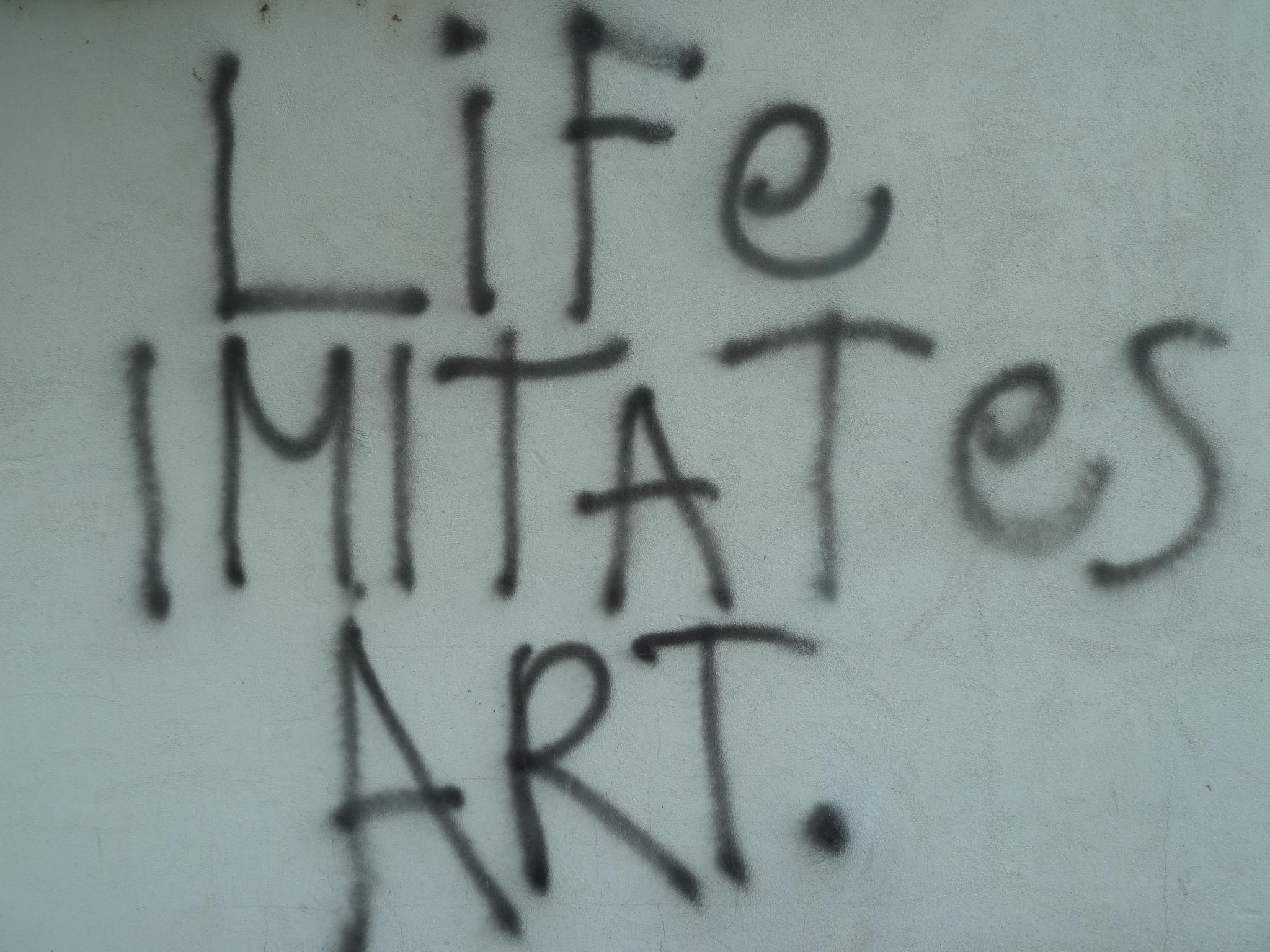 zoom ('Az élet utánozza a művészetet')