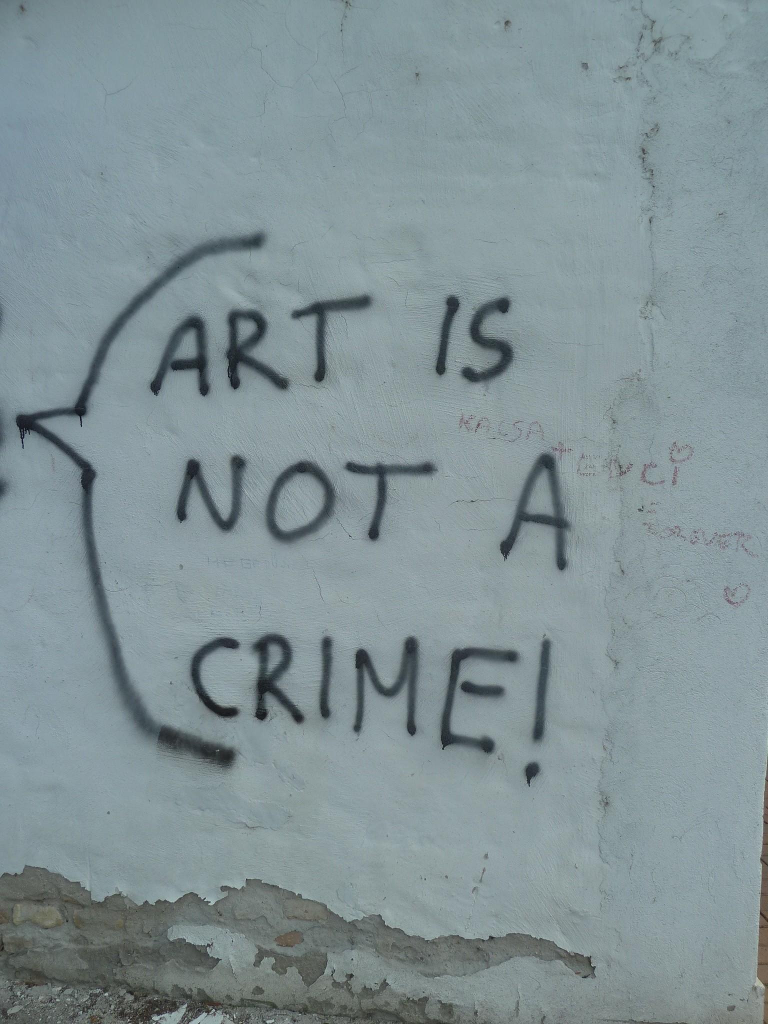 summary: life is no crime, is it? [összefoglalás: Az élet bűncselekmény?