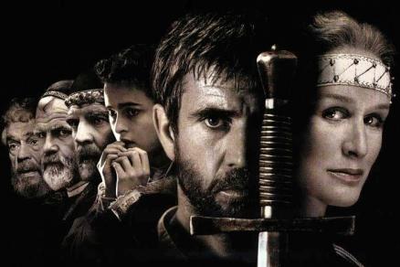 A filmplakát is azt sugallja, hogy Hamlet mellett Gertrúd a legfontosabb szereplő