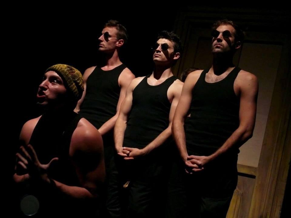 k2 Színház: Mielőtt az éj leszáll (Fotó: Révész Róbert)