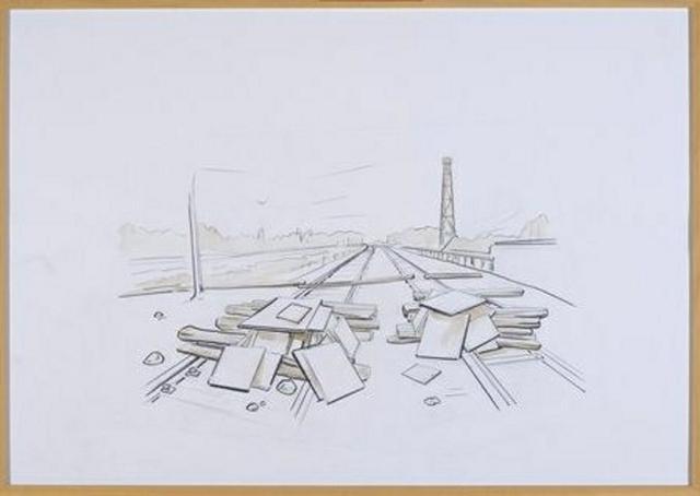 Gerber Pál: Majd a művészet fogja megállítani, 2005.