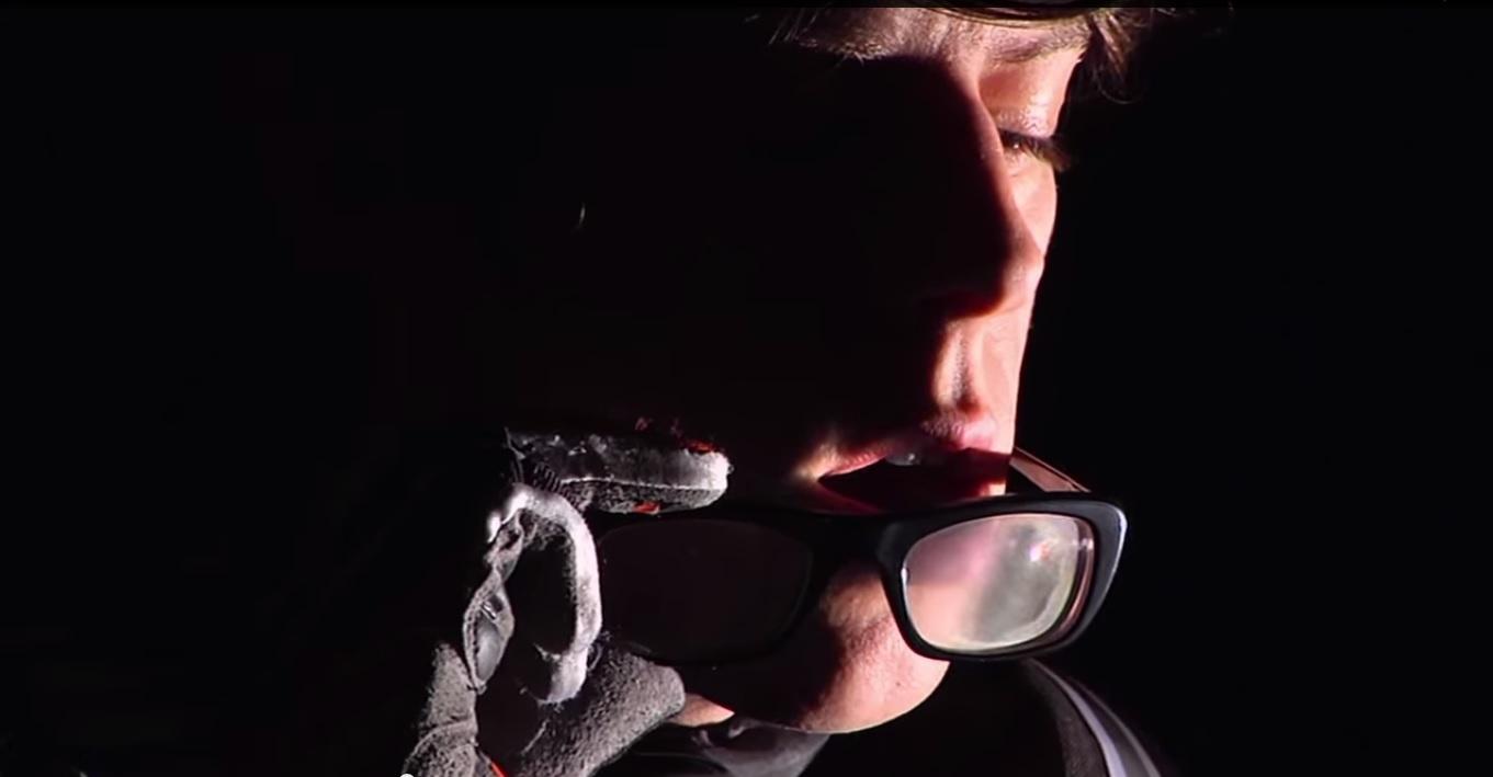 Részlet a Strange Times című videoklipből.