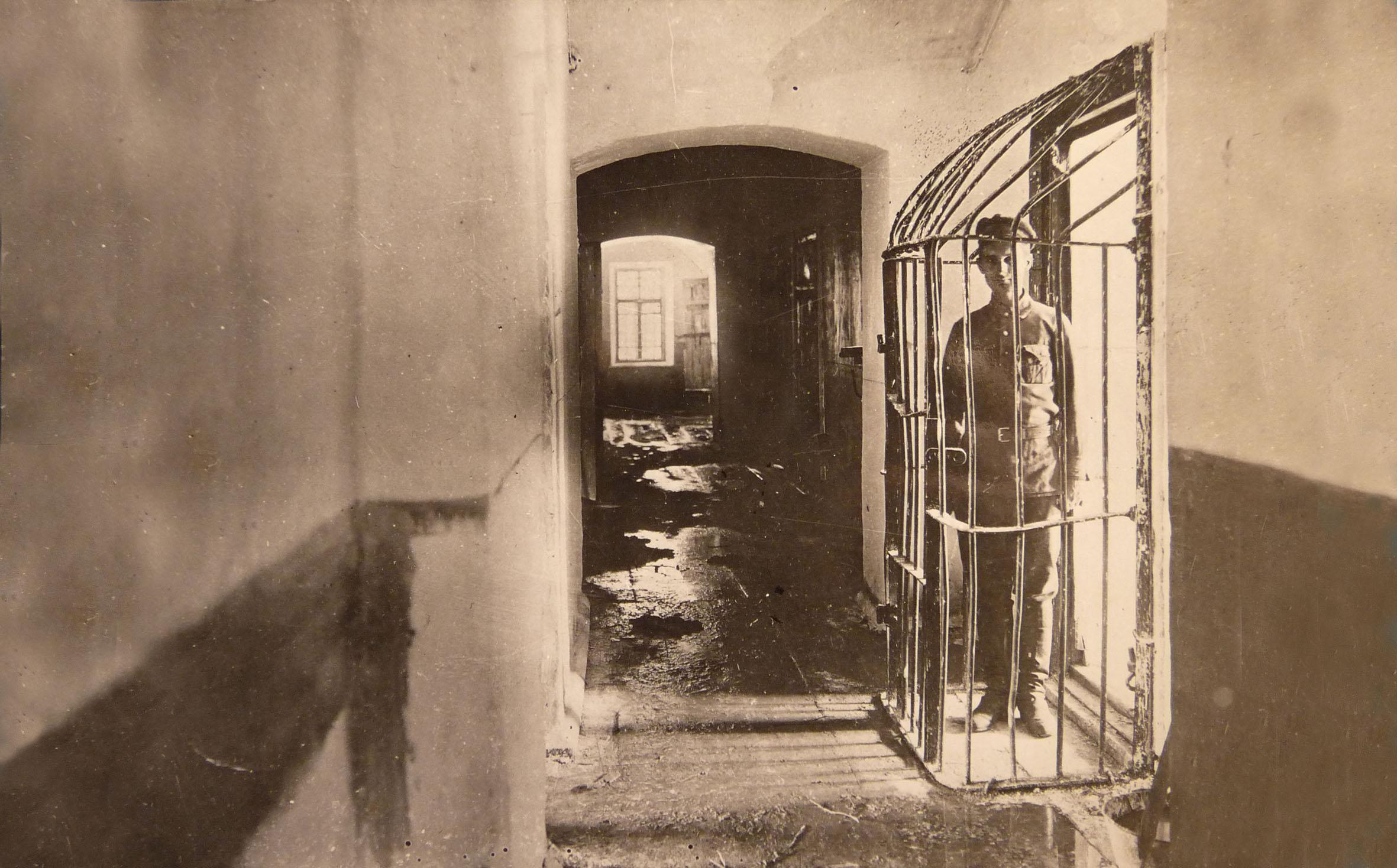 Tomszk--börtön és kivégzőhely