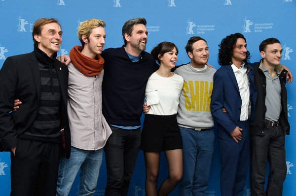 A film stábja a Berlinálén