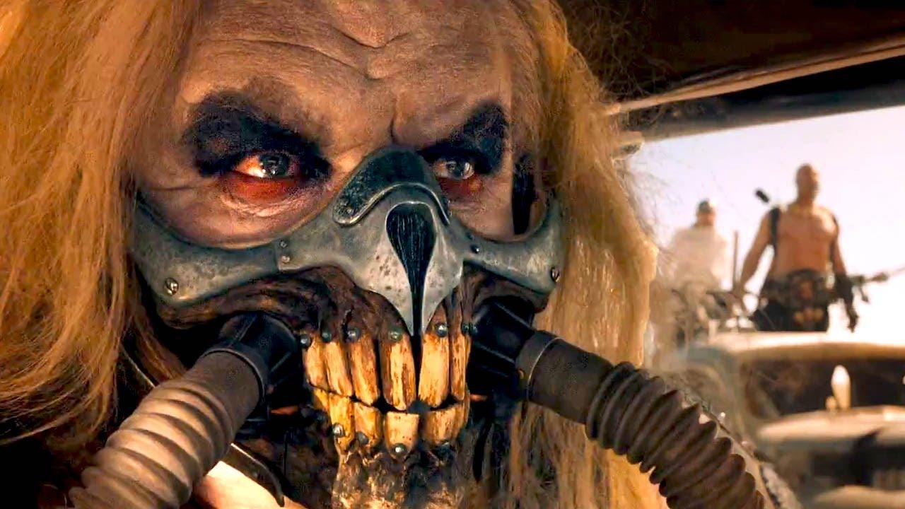 1. Mad Max 4.