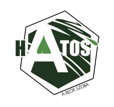 A HATOS Szoba logója