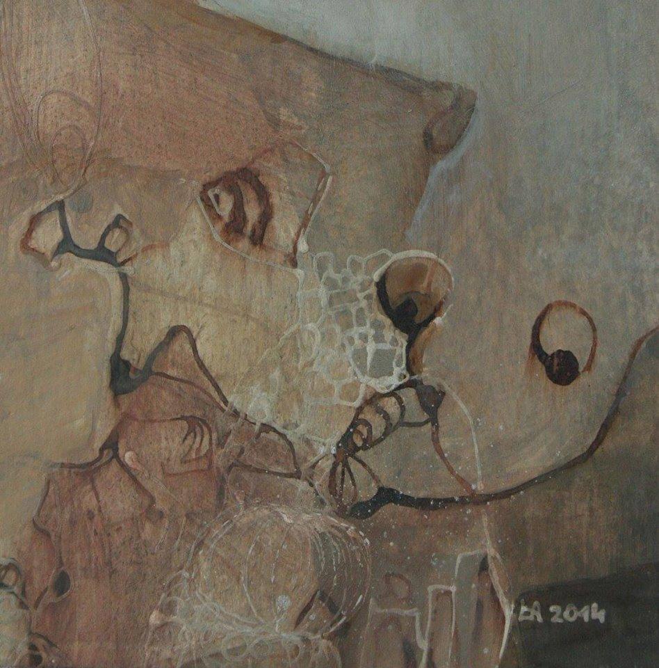 Laczkó Andrea festménye