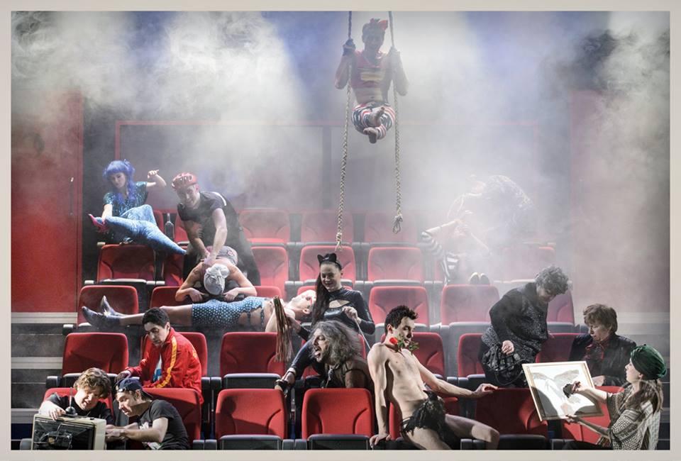 A néző élete és halála (Fotó: Bíró Márton)