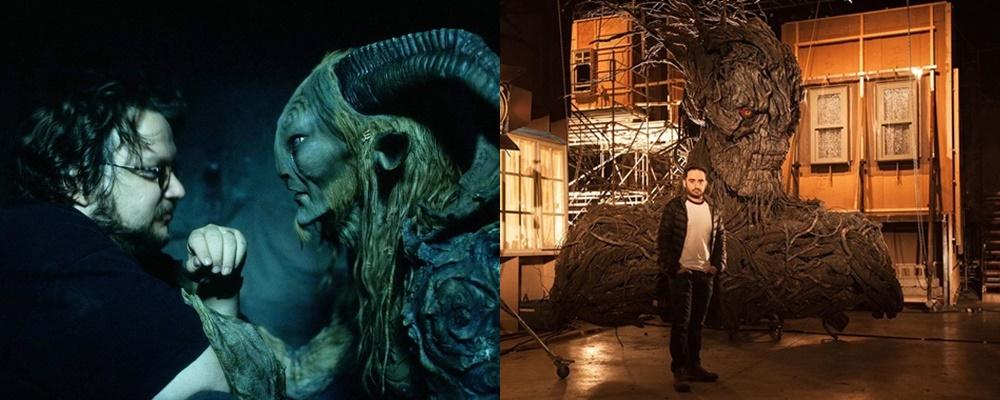 Bayona és Del Toro a szörnyeikkel