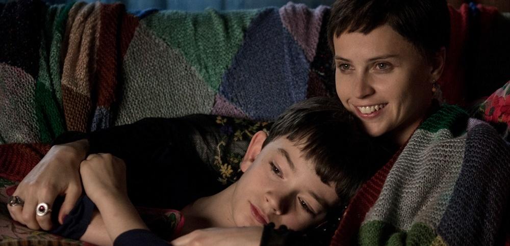 Conor és az édesanyja